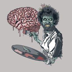 just a happy little brain