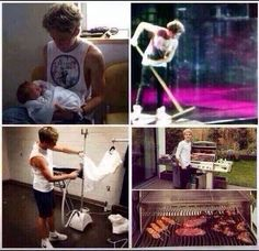 Niall would be the perfect wife