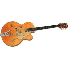 Gretsch GuitarsG6120-1959LTV Chet Atkins Hollowbody Electric GuitarWestern Maple Stain.