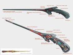 5e gunsword - Google Search Wizard Staff, Sci Fi Fantasy, Wands, Outdoor Power Equipment, Mindfulness, Magic, Spicy, Traditional, Google Search