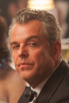 Danny Huston in Magic City...Bad, bad, bad man!!!!  The Butcher needs to be butchered, go get him Lily!