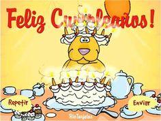 Felicitaciones de Cumpleaños http://www.riotarjetas.com/tarjetas_de_cumpleanos.html  Tarjetas de Felicitación RioTarjetas.com