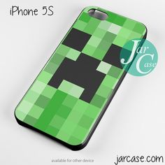 Minecraft Creeper Phone case for iPhone 4/4s/5/5c/5s/6/6 plus