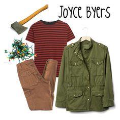 """Joyce Byers costume"" Trina Turk and Gap Adult Halloween, Diy Halloween Costumes, Halloween Town, Spirit Halloween, Halloween 2018, Halloween Ideas, Costume Ideas, Joyce Byers Costume, Joyce Stranger Things"