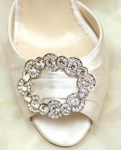 Oscar de La Renta wedding Shoes