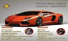 Shreeji Automobiles Group of Companies: Interchangeable between Manual and Auto-clutch !!!...
