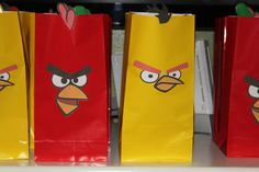 "Photo 1 of 92: Angry Birds / Birthday ""Brandon's 7th Angry Birdsday"" 