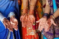 henna - Hindu Wedding | Jenny Tenney Photography