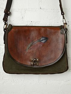 Magical Feather Bag  www.freepeople.co...
