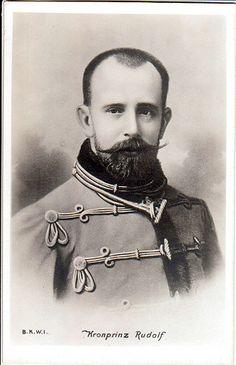 Crown Prince Rudolph of Austria-Hungary