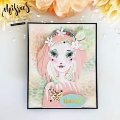 Mama Elephant, Studio Lighting, Lawn Fawn, Hero Arts, Videos, Art Dolls, Disney Characters, Fictional Characters, Aurora Sleeping Beauty