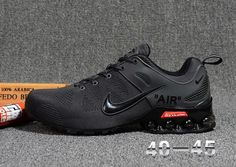 Cheap Nike Air VaporMax 5 Flyknit Kpu Dark Blue/Red Running Shoes, The Nike VaporMax is a new running shoe from Nike. It features sock-like Plyknit uppers and a brand new Air Max sole. Nike calls it the lightest Air Max sneaker. Nike Shox Shoes, Black Nike Shoes, Black Running Shoes, Nike Shoes Men, Mens Nike Air, Nike Air Vapormax, Nike Men, Winter Sneakers, Air Max Sneakers