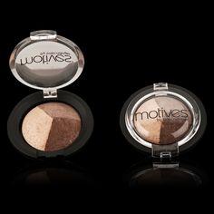 Motives Mineral Baked Eye Shadow Trio   Motives Cosmetics http://motives.marketamerica.com/