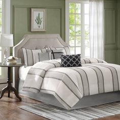 product image for Madison Park Chad 7-Piece Comforter Set