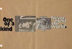Contemporary collage - Dash Snow