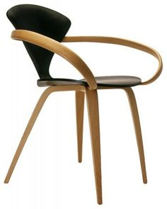 Norman Cherner Chairs contemporary dining chairs and benches. If you ask me : chose a lady or this chair. I chose this one, as I cant seat on any lady. :-)