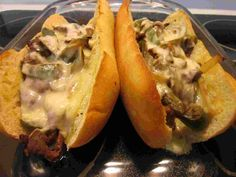 Cheese Steak Recipe Video ~ My Town Philly Cheesesteaks