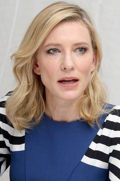 Cate Blanchett at Carol Press Conference-2