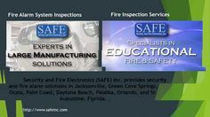 SAFE Inc. | Fire Alarm Monitoring | (904) 844-0964  SAFE Inc. 2590 Dobbs Rd St. Augustine 32086 FL (904) 844-0964 dhgrundy@safeinc.com http://www.safeinc.com  Security and Fire Electronics (SAFE) Inc. provides security and fire alarm solutions in St. Augustine, Florida.