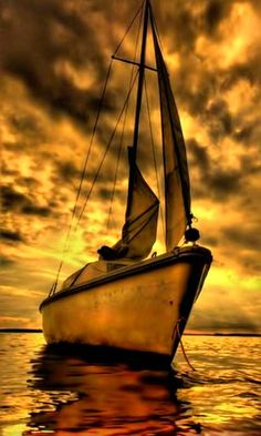 .Sailing   at Anchor