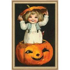 What's Up Jack-O! Counted Cross-Stitch Chart - Herrschners #halloween #vintage