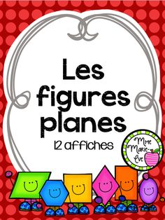 Browse over 10 educational resources created by Mme Marie Eve in the official Teachers Pay Teachers store. Math Figures, Kindergarten Math, Best Teacher, Planes, Grade 1, Teaching, Stage, Education, School