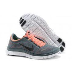 Nike Free 3.0 Dunkelblau Rosa Frauen