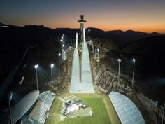 PyeongChang Winter Olympics 2018 Venues   Photo 1   TMZ.com Pyeongchang 2018 Winter Olympics, Sports Celebrities, Abandoned Places, Fair Grounds, Fun, Travel, Viajes, Ruins, Destinations