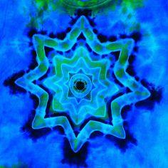 Batikované tričko XXL - Hvězdné nebe Origami, Tie Dye, Origami Paper, Tye Dye, Origami Art