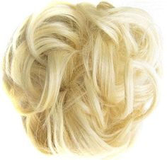 [Visit to Buy] QQXCAIW 36 Colors Women Natural Red Blonde Black Brown Synthetic Hair Hair Extension Roller Fast Bun Donut Chignon #Advertisement
