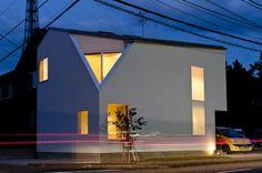 トクモト建築設計室 『京王の家』 http://www.kenchikukenken.co.jp/works/1472523827/282/