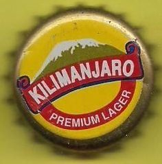 Kilimanjaro Premium Lager Cap Tanzania Beer Bottle Caps, Bottle Top, Beer Bottles, Bottle Cap Jewelry, Flea Market Style, Lager Beer, Bottle Garden, Bottle Cap Images, Kilimanjaro