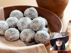 Michelle Branch's Spiced Mexican Wedding Cookies