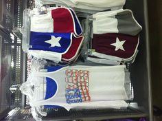 Texas Aggies American Flag Tank