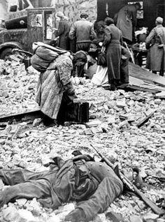 Berlin, 1945