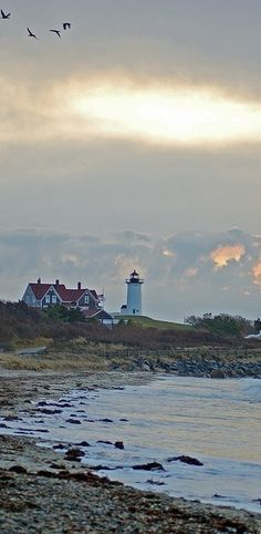 Sunrise at Cape Cod.  One of my favorites places to go to.
