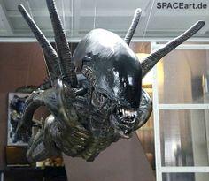 Alien 4: Swimming Alien Warrior - Giant Figur, Fertig-Modell ... http://spaceart.de/produkte/al019.php