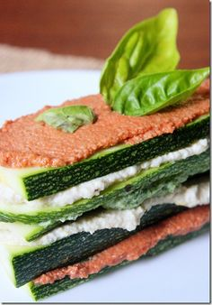The Wannabe Chef » Blog Archive » Raw Lasagna