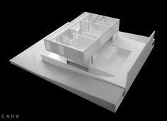 archimodels:    © CVDB architects – louro house – grandola, portugal - 2007