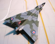 "The ""Avro Arrow"" Fighter Plane was a delta-winged interceptor aircraft, d… - Aircraft design Air Force Aircraft, Fighter Aircraft, Fighter Jets, Military Jets, Military Aircraft, Avro Arrow, Aviation Industry, Aviation Art, Delta Wing"