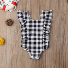 Laney Ruffle Plaid Swimsuit from kidspetite.com!  Adorable & affordable baby, toddler & kids clothing. Shop from one of the best providers of children apparel at Kids Petite. FREE Worldwide Shipping to over 230+ countries ✈️  www.kidspetite.com  #girl #newborn #beach #swimwear #swim #baby #swimsuit #infant Baby Girl Swimwear, Baby Bikini, Baby Girl Swimsuit, Ruffle Swimsuit, Baby Girl Jumpsuit, Baby Girl Romper, Baby Girl Newborn, Jumpsuits For Girls, Girls Rompers