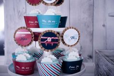 Time Flies First Birthday   CatchMyParty.com