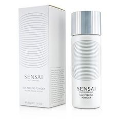 Sensai Silky Silk Peeling Powder 40g new -- Click image for more details.