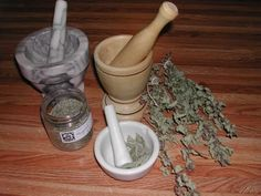Litha Incense--Use a mortar and pestle to blend and powder your herbs when making incense or other magical concoctions. Herbal Remedies, Natural Remedies, How To Make Incense, Kitchen Witchery, Sabbats, Smudge Sticks, Summer Solstice, Mortar And Pestle, Book Of Shadows
