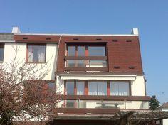 Rekonstrukce šikmé #strechy