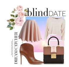 """""""##2"""" by natzumys ❤ liked on Polyvore featuring Gianvito Rossi, Chicwish, women's clothing, women, female, woman, misses and juniors"""