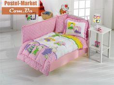 Купить KRISTAL Дисней BEBIS V01 розовый в интернет магазине Постель Маркет (Киев, Украина)