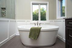 Timeless Bathroom, Freestanding Tub, Master Bath, Bathtub, Contemporary, Elegant, Standing Bath, Classy, Freestanding Bathtub