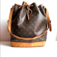 Exclusive authentication service & customer support. Free 1-3 day shipping for a limited time. Description: Louis Vuitton large Noe. More pictures to come.. Sold by celinek13. Fast delivery, full service customer support.