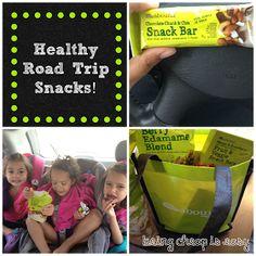 Healthy-Road-Trip-Snacks via Being Cheap is Easy